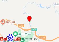 漳州南靖云水谣四合院土楼之家酒店地图