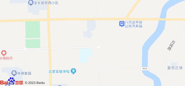 夏各庄新城