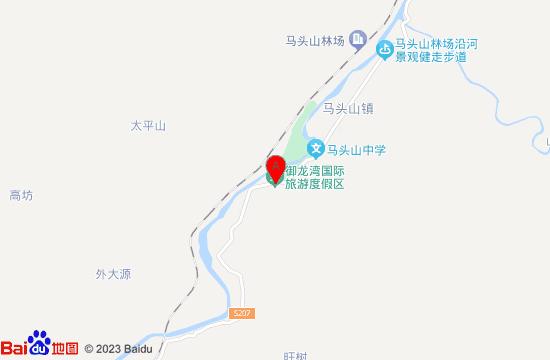 资溪御龙湾景区地图