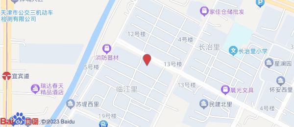 临江里小区地图