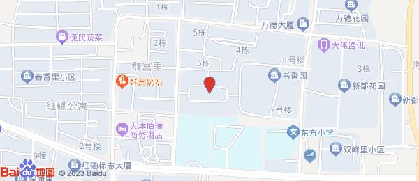 同安里小区地图