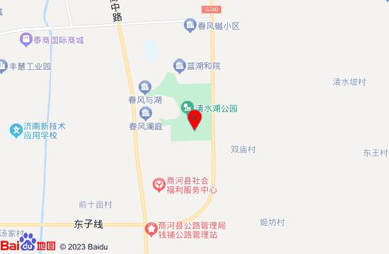济南爱弥儿亲子乐园地图