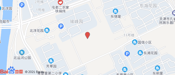 盛泰家园小区地图