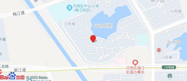 富力津门湖