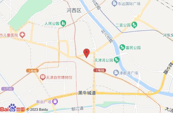 天津九号温泉地图