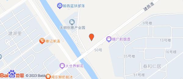 长青北里小区地图