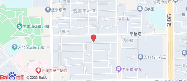 宇萃里小区地图