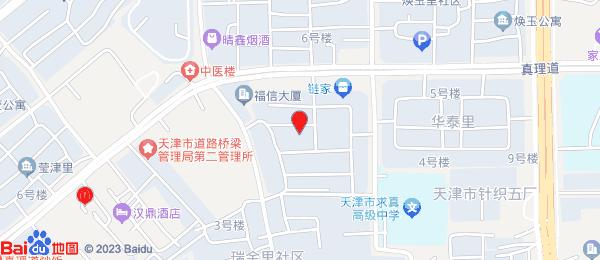 华光里小区地图