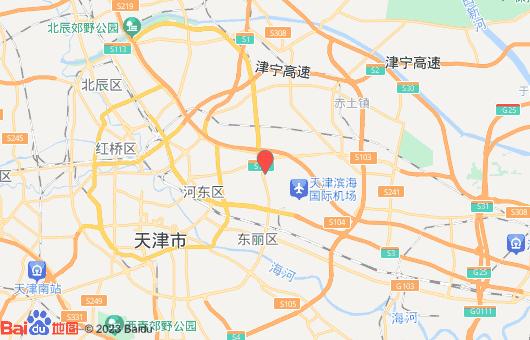 天津东华林公墓位置