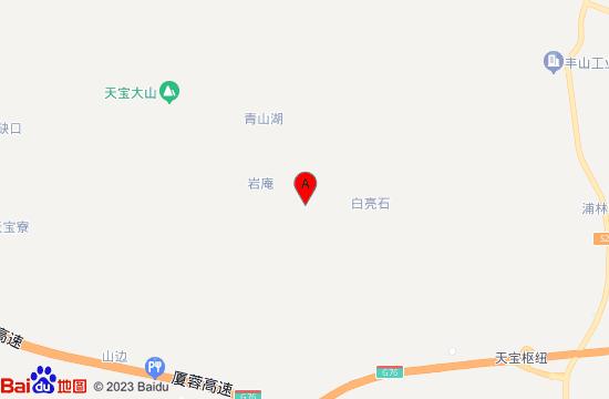 漳州宝靖军旅地图