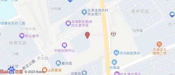 贻正嘉合小区地图
