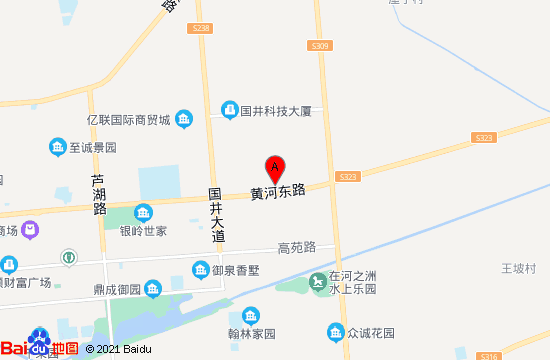 高青翡骊汤温泉度假村地图