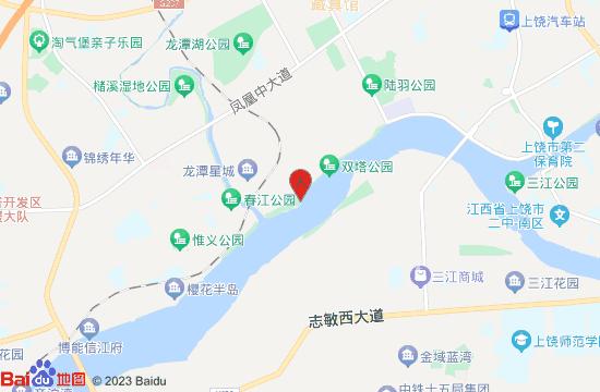 上饶奎文塔地图