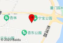 锦江之星(厦门集美杏林店)电子地图
