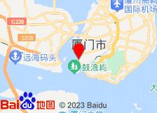 厦门雅家达大酒店酒店地图