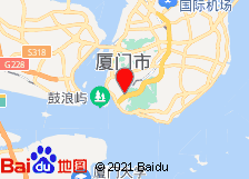 厦门万佳东方酒店酒店地图