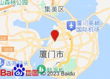 厦门丽轩酒店酒店地图