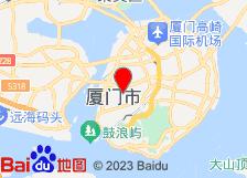 厦门金桥花园酒店酒店地图