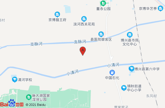 博兴地球村游乐场地图