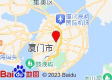 厦门云鹤酒店酒店地图