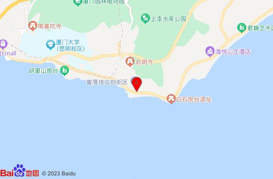 厦门幻光之城地图
