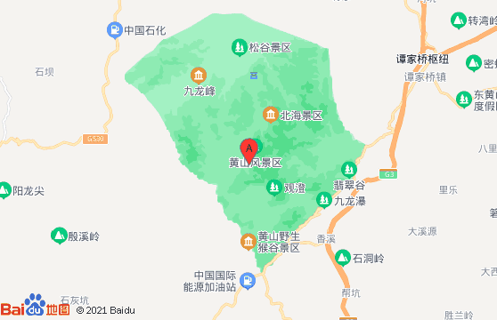 西安二日游景点:西安风景区地图