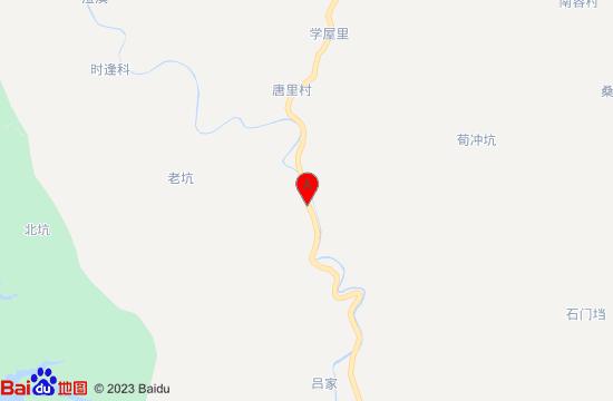泾县皖南大峡谷漂流地图