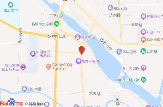 临沂御池园汤泉地图