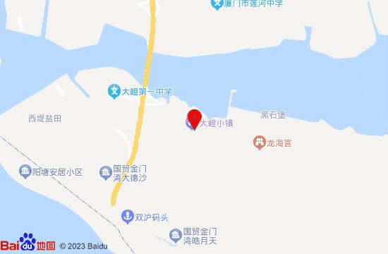 厦门悦成老爷车博物馆地图