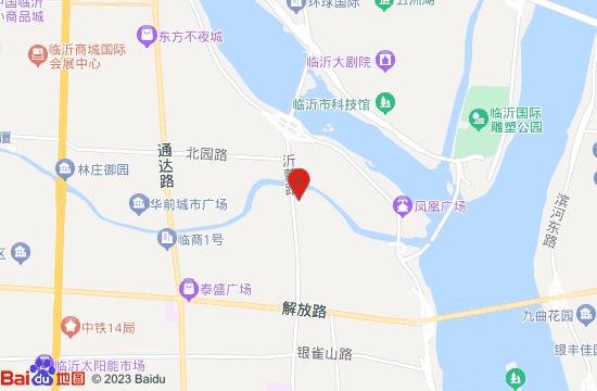 临沂爱徕星空错觉艺术馆地图
