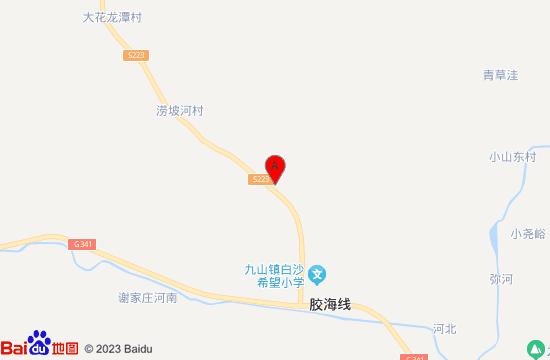 临朐宋香园地图