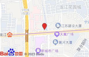 河西龙江中心位置