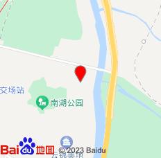 锦江之星(南京新街口朝天宫西街店)位置图