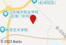 锦江之星(南京湖南路店)电子地图