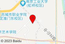 南京融寓酒店公寓(山西路中环国际店)电子地图
