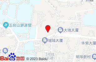 珠江路中心位置