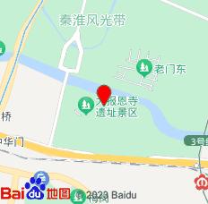 南京福临公寓(三七八巷店)位置图