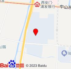 南京钟山宾馆(江苏省会议中心)位置图