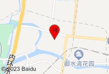 锦江之星(南京光华门店)电子地图