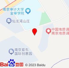 南京万桥国际酒店位置图