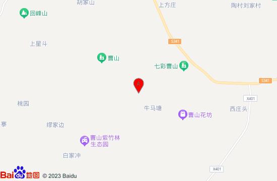 曹山汽车来斯地图