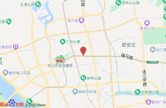 福州福龙雅境温泉地图
