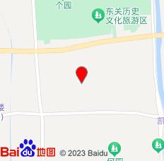 扬州运河国际青年旅舍位置图