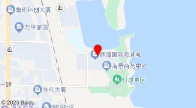 皇室假期酒店 地图位置