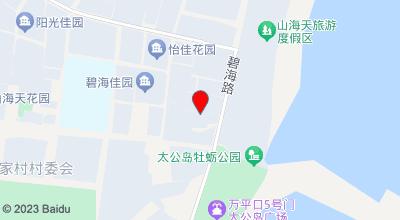 海丰渔家乐分店 地图位置