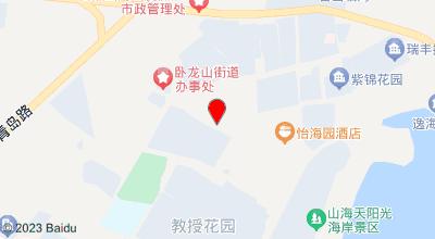 碧海情渔家乐 地图位置