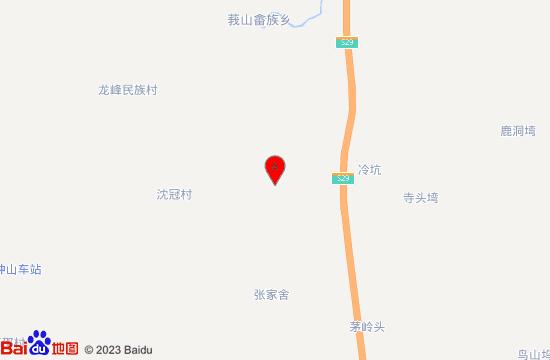 桐庐向往的乐园地图