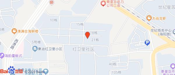 红卫里小区地图