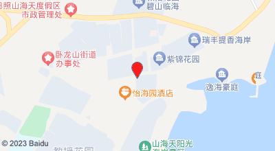 昌盛旅馆 地图位置