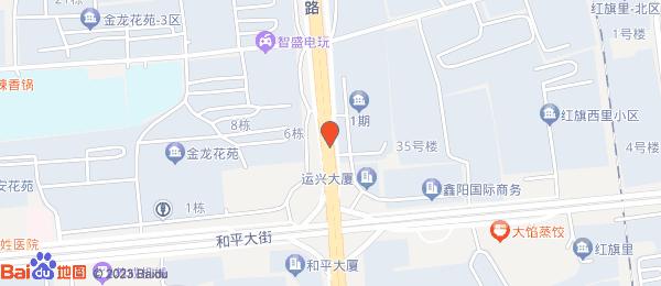 金龙花苑小区地图